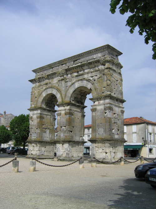 the GERMANICUS Arch